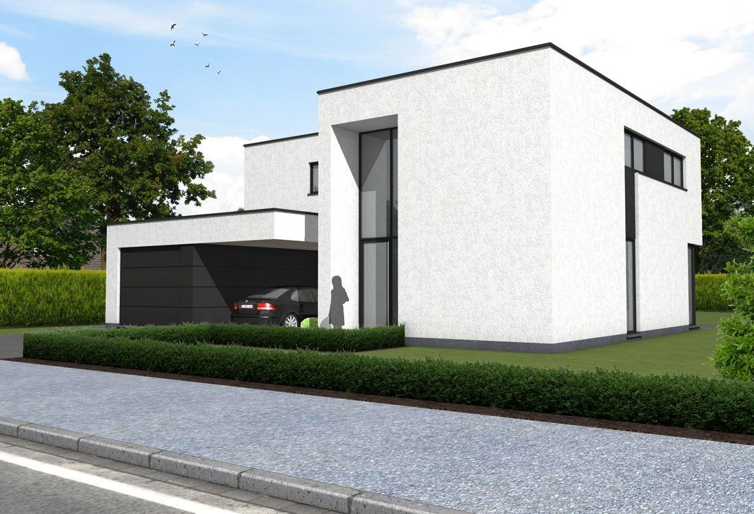 Ara architecten katleen raemen en davy raemenwoning lsch ara architecten katleen raemen en for Afbeelding van moderne huizen
